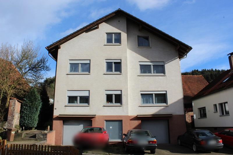 Verkauft Gepflegtes 3 Fam Haus Mit Scheune Teilvermietet